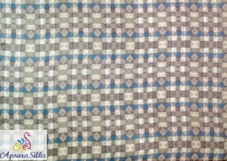 "[Printed Woven Fabric 100% Silk 58"" 65GSM] 62STK2018"