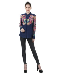 Wear We Met - Floral Printed Shirt