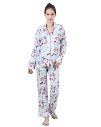 Wear We Met - Sleepwear Shirt & Pyjama Set