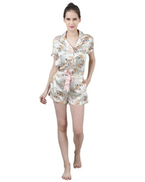 Wear We Met - Sleepwear Romper